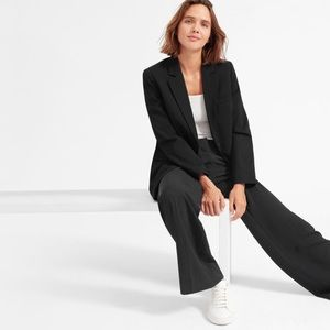 NWOT Everlane Oversized Blazer in Black